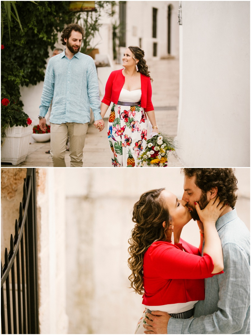 Italy wedding photographer in Ostuni